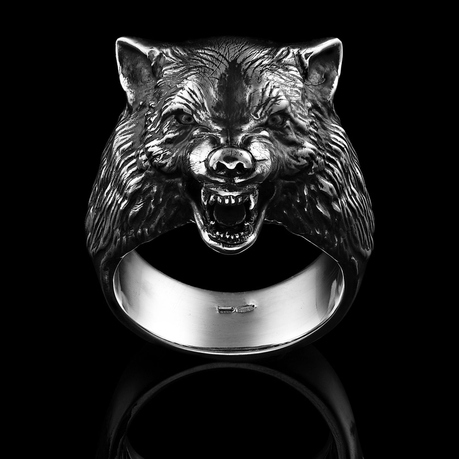 Ring Wolf, Rings, Moscow,  Фото №1