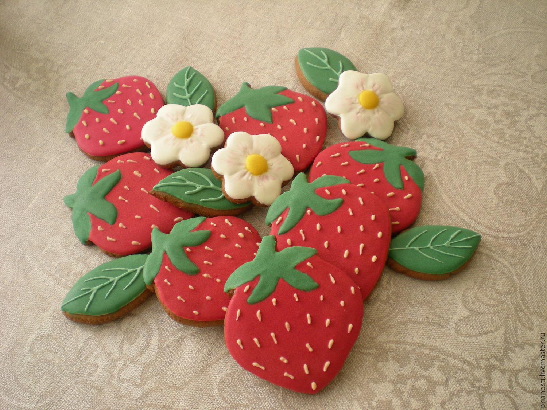 Пряничные ягоды, Пряники, Тюмень,  Фото №1