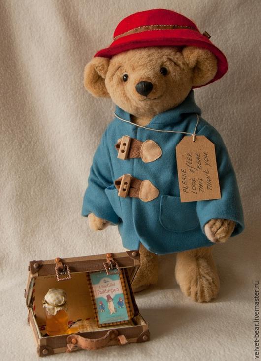 Мишки Тедди ручной работы. Ярмарка Мастеров - ручная работа. Купить Медвежонок Падди. Handmade. Лучший подарок, bear, падди