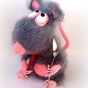 Куклы и игрушки ручной работы. Ярмарка Мастеров - ручная работа Мышонок Рататуй. Handmade.