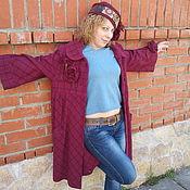 """Одежда handmade. Livemaster - original item Пальто""""Городской шик"""". Handmade."""