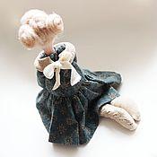 Куклы и игрушки ручной работы. Ярмарка Мастеров - ручная работа Тильда Настенька. Handmade.