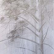 Картины и панно ручной работы. Ярмарка Мастеров - ручная работа Сосна. Handmade.