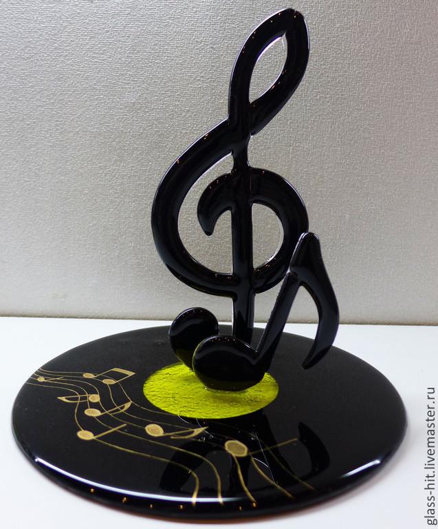 В подарок скрипичный ключ 320