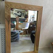 Для дома и интерьера handmade. Livemaster - original item Mirror in a frame of elm - classic!. Handmade.