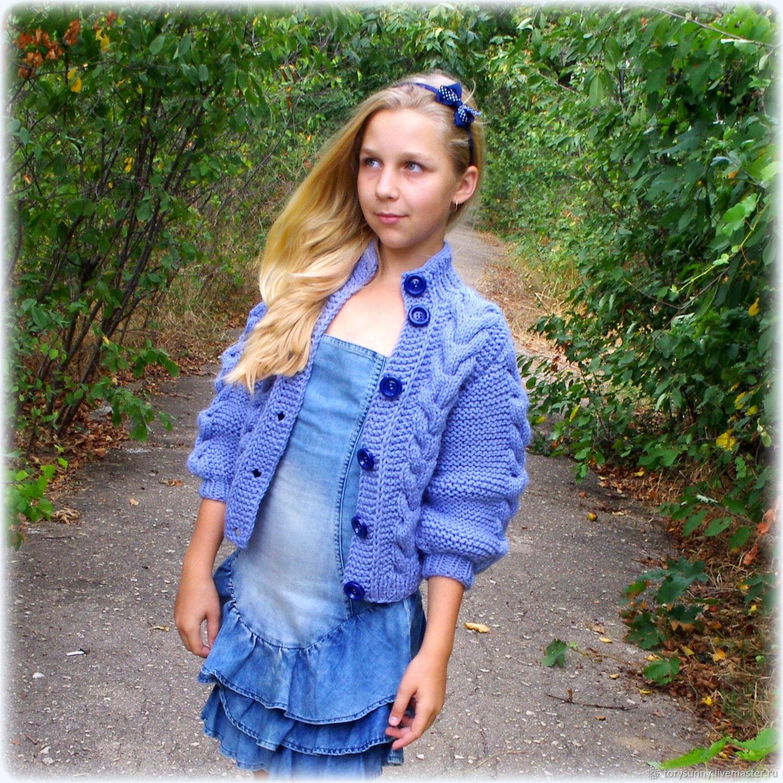 Вязаный бомбер, Кофты, Севастополь, Фото №1