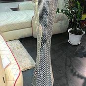 Vases handmade. Livemaster - original item The vase is octagonal, outdoor. Handmade.
