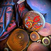 """Фен-шуй и эзотерика handmade. Livemaster - original item """"Ульв-камень.Денежный росток"""",талисман. Handmade."""