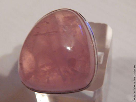 Кольца ручной работы. Ярмарка Мастеров - ручная работа. Купить кварц розовый-цитрины. Handmade. Разноцветный, кабошон