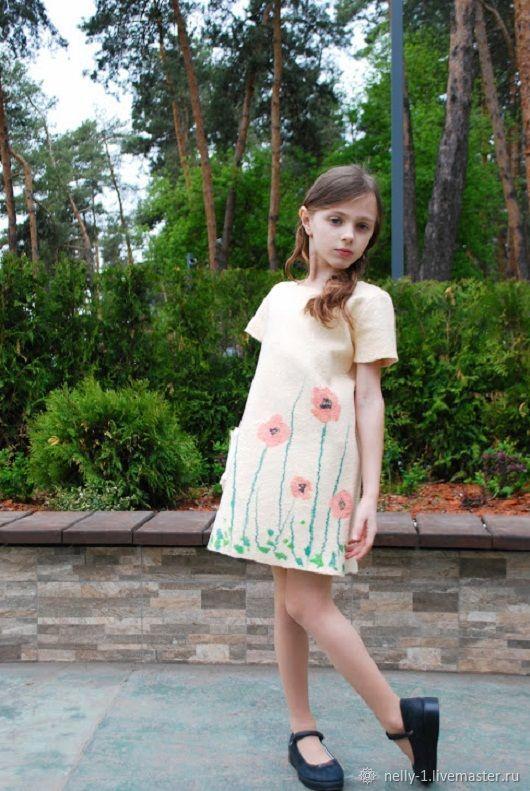 Платье валяное Настроение, Платья, Киев,  Фото №1