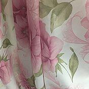 Для дома и интерьера handmade. Livemaster - original item Curtains Batiste