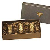 Подарки к праздникам handmade. Livemaster - original item A set of stacks for three