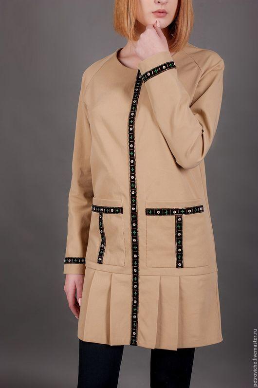 Платья ручной работы. Ярмарка Мастеров - ручная работа. Купить Платье дизайнерское. Handmade. Однотонный, ручная вышивка, единственный экземпляр