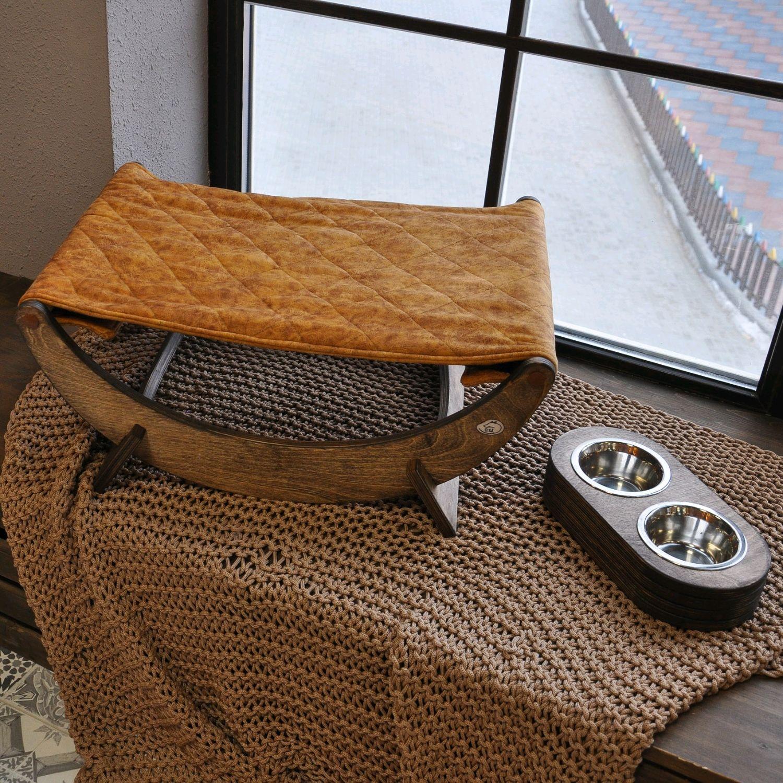 Гамак для кошек от Otis Workshop, Гамак для питомца, Волгоград,  Фото №1