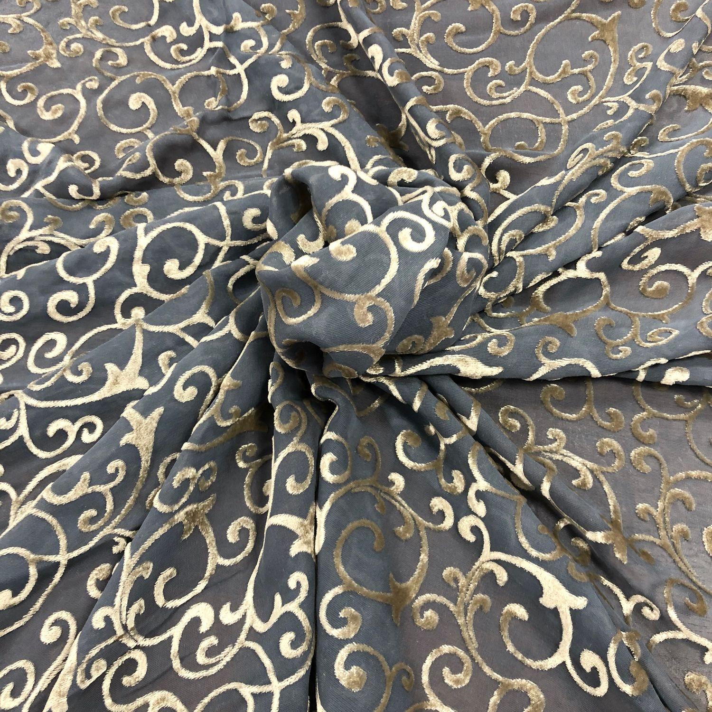 Ткань панбархат цена за метр в москве купить искусственную ткань дубленка