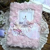 Подарки на 8 марта ручной работы. Ярмарка Мастеров - ручная работа Блокнот Розовые грёзы. Handmade.