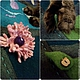 Развивающий коврик ` Первые шаги` для самых маленьких, ручной работы из натуральной шерсти и льна. Ярмарка  Мастеров. Мачнева Евгения(sladuniya)