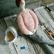 Куклы и игрушки ручной работы. Ярмарка Мастеров - ручная работа Беременюшка Матильда. Handmade.