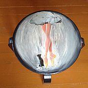 """Для дома и интерьера ручной работы. Ярмарка Мастеров - ручная работа """"Бархатные ножки"""". Handmade."""