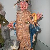 Куклы и игрушки ручной работы. Ярмарка Мастеров - ручная работа Эльф-коротышка. Handmade.