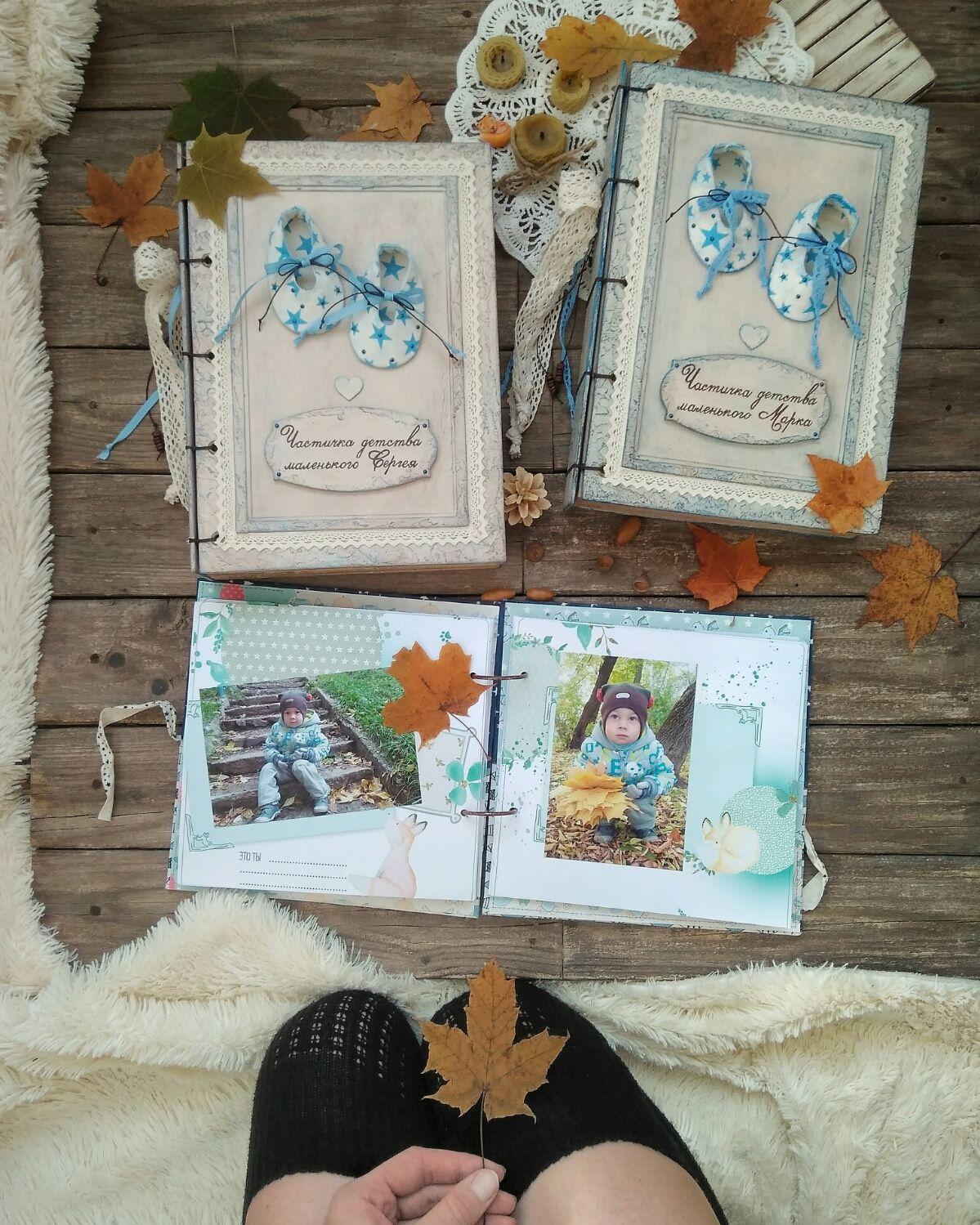 Фотоальбом для мальчика, Фотоальбомы, Вологда,  Фото №1