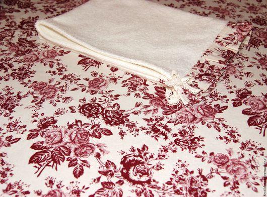 """Текстиль, ковры ручной работы. Ярмарка Мастеров - ручная работа. Купить Льняная скатерть """"Шармэ"""" с полотенцем. Подарок на 8 Марта.. Handmade."""
