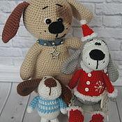 Куклы и игрушки ручной работы. Ярмарка Мастеров - ручная работа Собачки на любой вкус!). Handmade.
