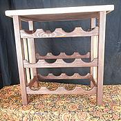 Для дома и интерьера handmade. Livemaster - original item Three tiers bottle maker. Handmade.