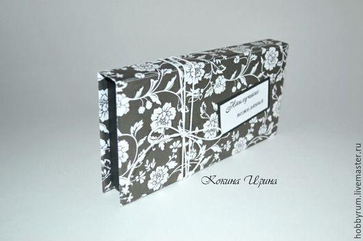 Персональные подарки ручной работы. Ярмарка Мастеров - ручная работа. Купить Мужская коробочка для денежного подарка. Handmade. Коробочка для подарка