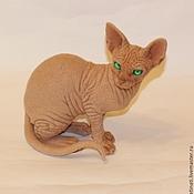 Куклы и игрушки handmade. Livemaster - original item Sphinx cat