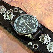 Украшения handmade. Livemaster - original item Watch WRIST STEAMPUNK