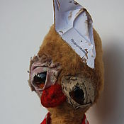 Куклы и игрушки ручной работы. Ярмарка Мастеров - ручная работа Утя). Handmade.