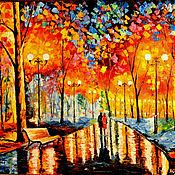 """Картины и панно ручной работы. Ярмарка Мастеров - ручная работа """"Игра красок"""". Handmade."""