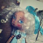 Куклы и игрушки ручной работы. Ярмарка Мастеров - ручная работа Два лица Дафны-Карлины.... Handmade.