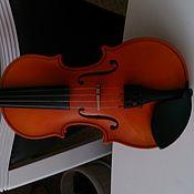 Музыкальные инструменты ручной работы. Ярмарка Мастеров - ручная работа Скрипка 1/8. Handmade.