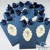 Свадебный салон ручной работы. Ярмарка Мастеров - ручная работа Свадебные приглашения. Handmade.