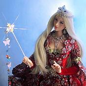 Куклы и игрушки ручной работы. Ярмарка Мастеров - ручная работа Кукла Волшебница. Handmade.
