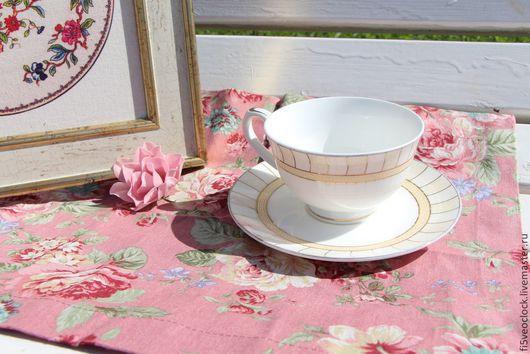 Текстиль, ковры ручной работы. Ярмарка Мастеров - ручная работа. Купить Набор из 4 сервировочных салфеток Розы на розовом. Handmade.