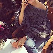 Одежда handmade. Livemaster - original item Sweater Arana (Ruban). Handmade.