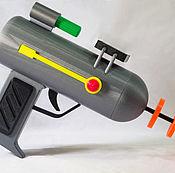 Одежда handmade. Livemaster - original item Laser gun Rick from Rick and Morty. Handmade.