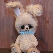 Куклы и игрушки ручной работы. Ярмарка Мастеров - ручная работа Зайчонок Егорка. Handmade.
