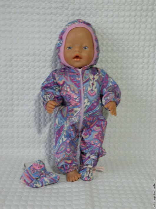 Одежда для кукол ручной работы. Ярмарка Мастеров - ручная работа. Купить Одежда для куклы Baby Born. Комбинезон. Handmade.