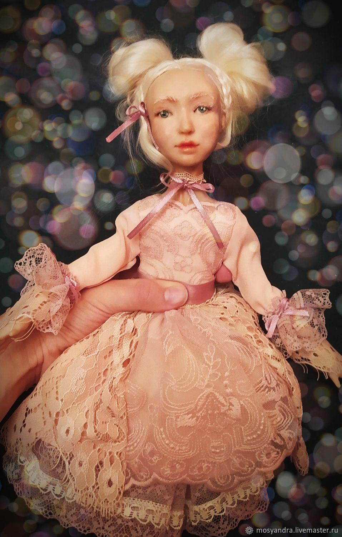 Персиковое парфе, Будуарная кукла, Москва,  Фото №1