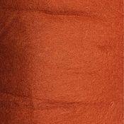 Материалы для творчества handmade. Livemaster - original item Cardoons new Zealand Cognac 27 MD, Germany. wool for felting. Handmade.