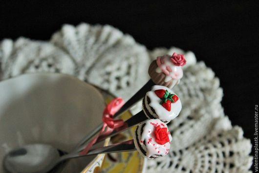 Ложки ручной работы. Ярмарка Мастеров - ручная работа. Купить Вкусная ложечка. Handmade. Коричневый, розовый, ложка сделанная вручную