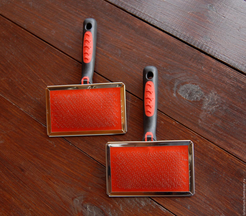 Other Handiwork handmade. Livemaster - handmade. Buy Cally for spinning and felting (slicker brush).