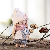 Куклы и игрушки ручной работы. Ярмарка Мастеров - ручная работа Зайка Хлоя. Handmade.