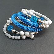 Украшения handmade. Livemaster - original item Bracelet spring