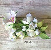 """Зажим """"Весна"""""""