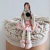 Куклы и игрушки ручной работы. Ярмарка Мастеров - ручная работа Тильда Милаша. Handmade.